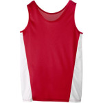 AUG316 Ladies Wicking Tank with Side Panels