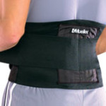 MU4581 Adjustable Back Brace