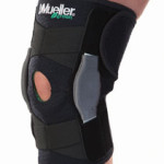 MU86455 Adjustable Hinged Knee Brace