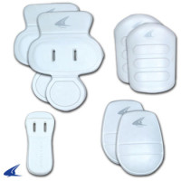 7 Piece Pad Set with Slots